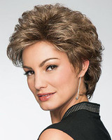 gabor synthetic wig Instinct front  view 2