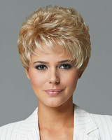 gabor synthetic wig Instinct front  view 3