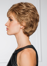 gabor synthetic wig upper cut point  side  view 3