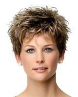gabor synthetic wig Zest front  view