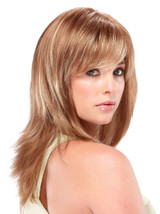 Angelique Synthetic Wig By Jon Renau front View 1