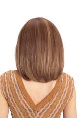 Louis Ferre PLF002HM Platinum Lace Front Human Hair Wig back