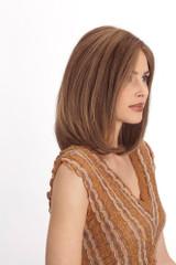 Louis Ferre PLF002HM Platinum Lace Front Human Hair Wig side