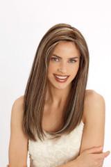 Louis Ferre PLF005HM Platinum Lace Front Human Hair Wig front