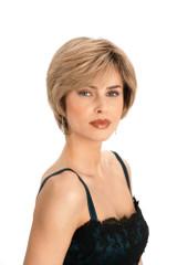 Louis Ferre PLF003HM Platinum Lace Front Human Hair Wig front