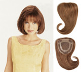 Louis Ferre TP3001  Human Hair Top piece front