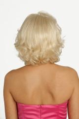 Louis Ferre Glamour New York Fashion Wig back