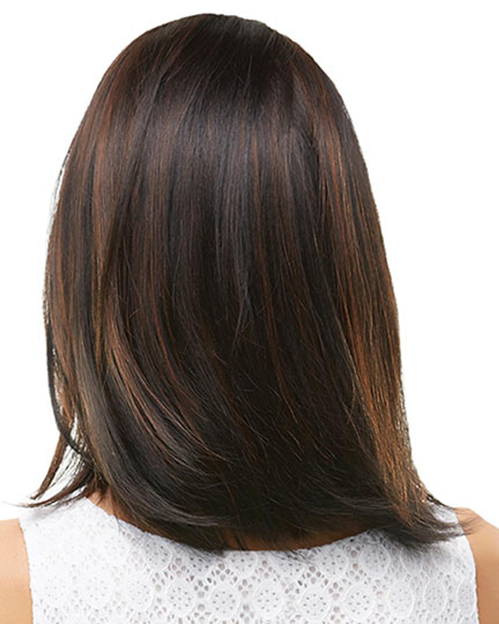 Jon Renau Karlie Synthetic Wig Back View