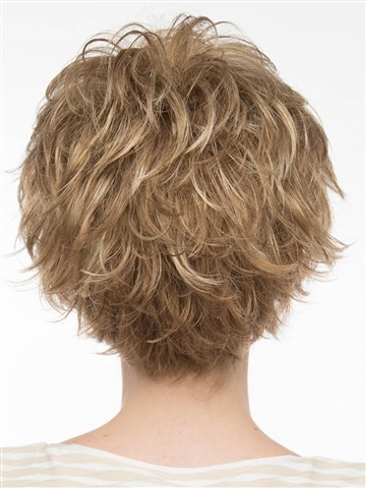 Marita Envy Wigs back view