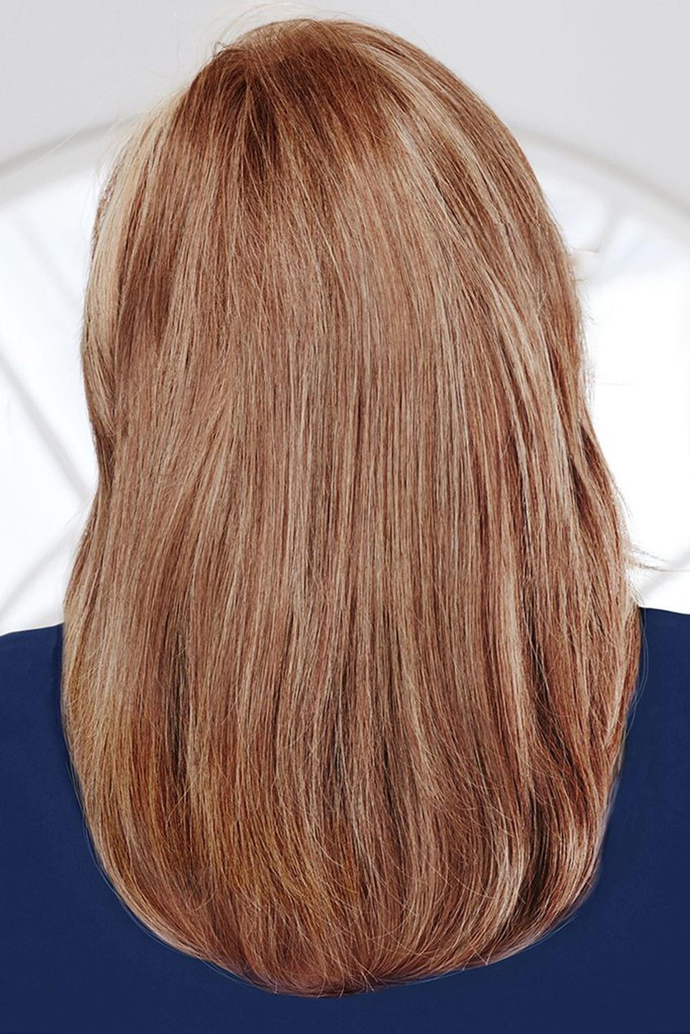 High Fashion Raquel Welch Wigs Back View