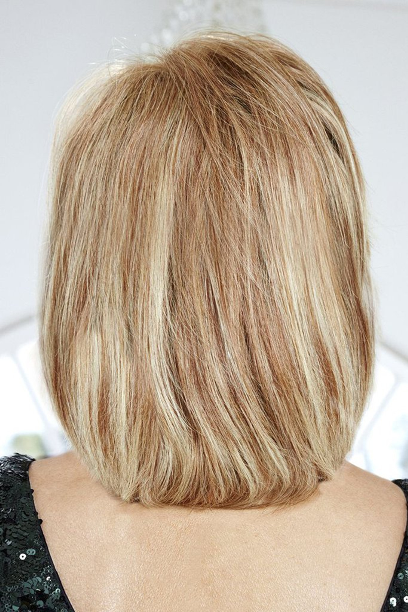 Savoir Faire Raquel Welch Wigs Back View