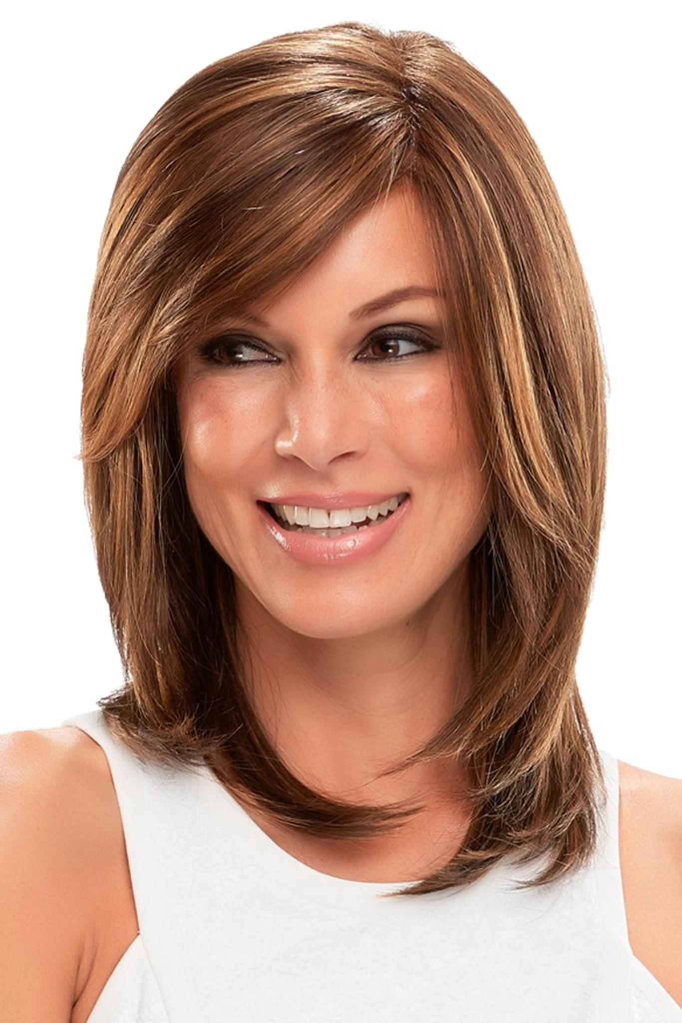 Sandra Jon Renau Wigs Front View