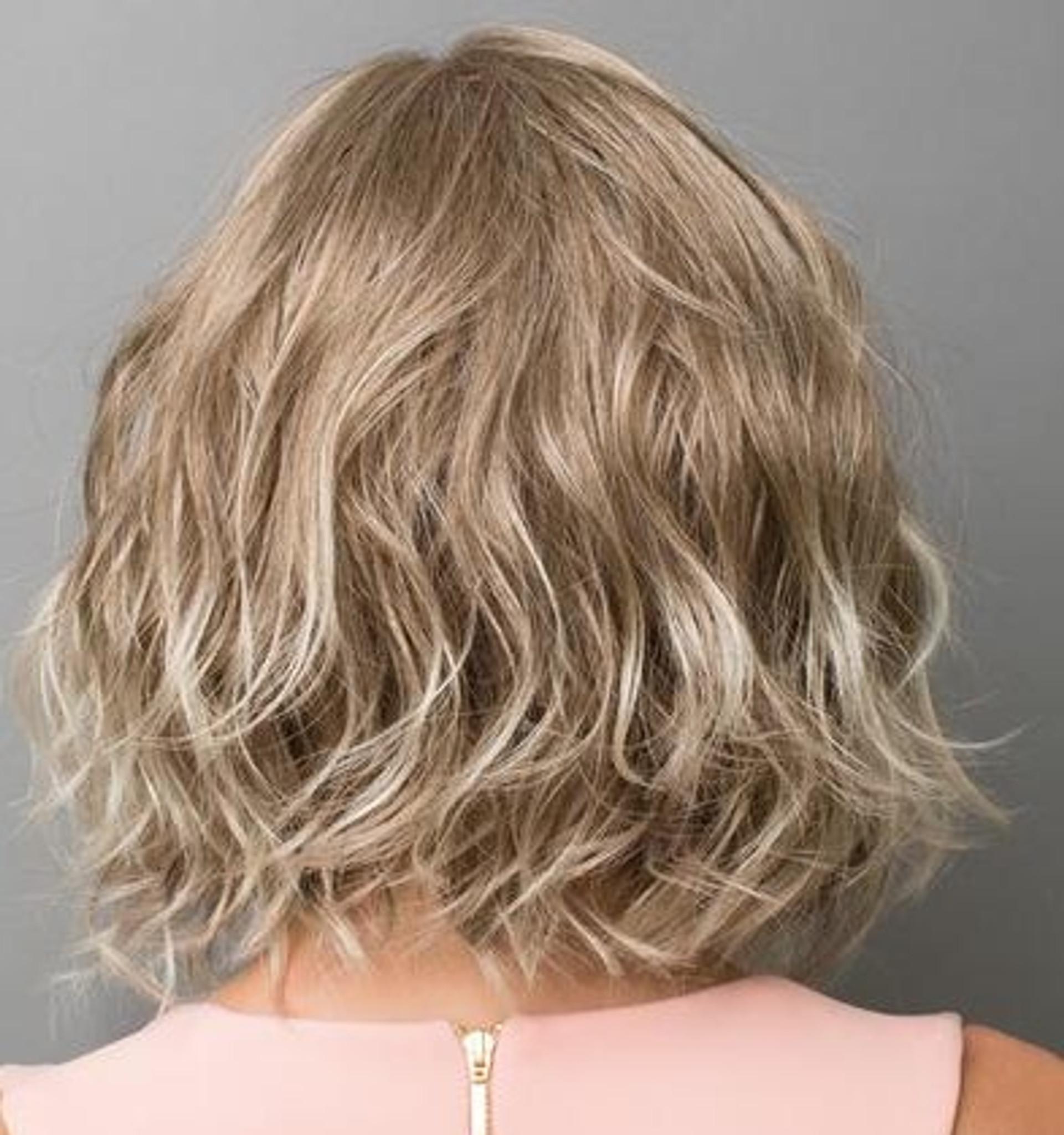 evanna iced blond