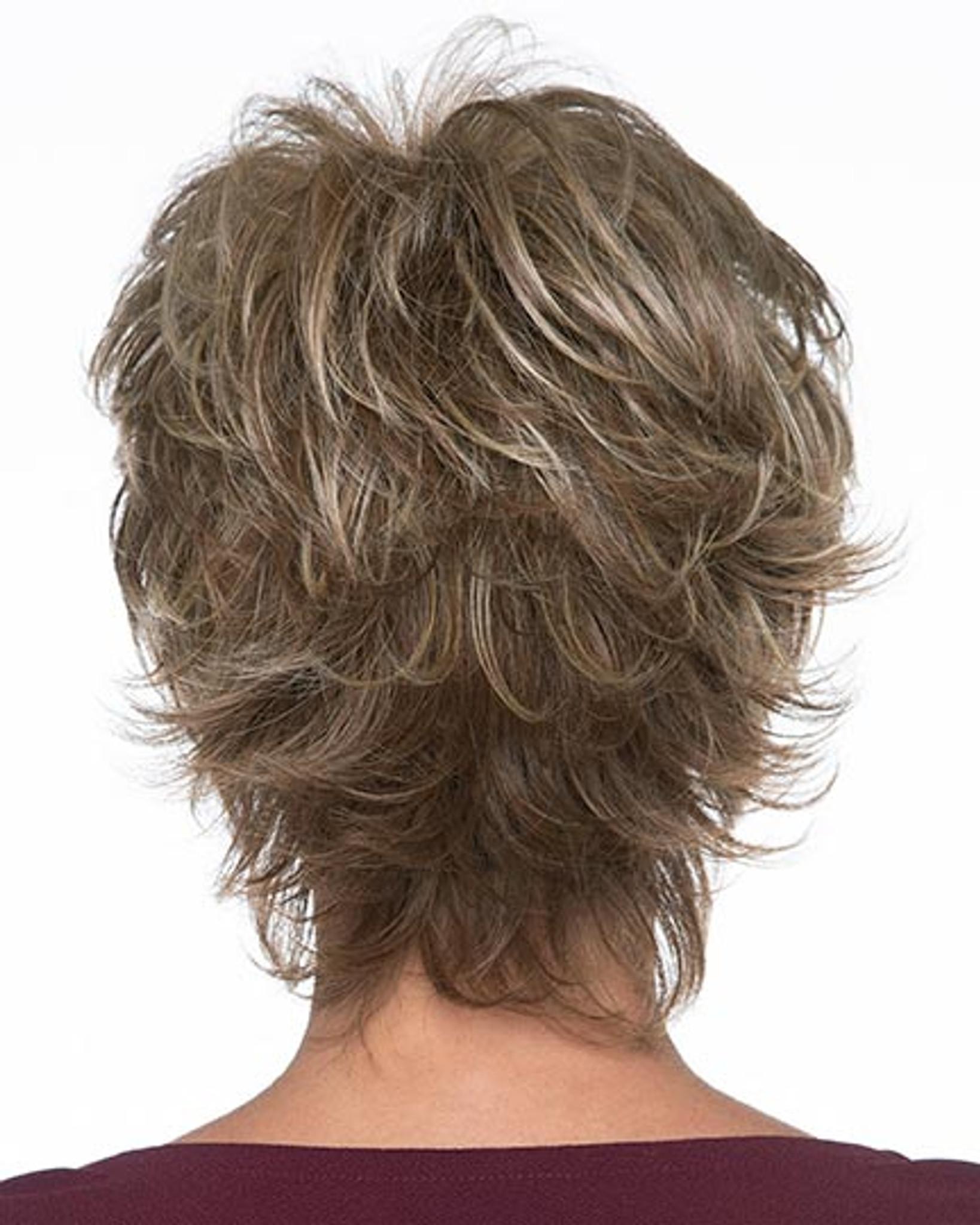 Aria - Envy Wigs - Back view