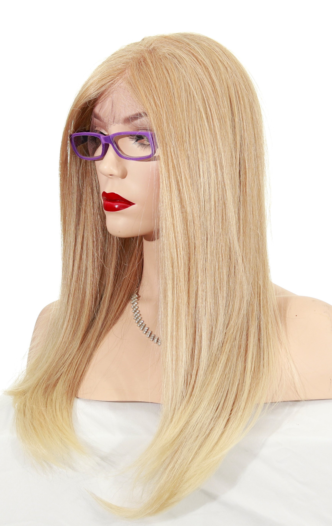 AALIYAH | Sepia Wigs |  Lace Front | Monotop | T27.613 -8