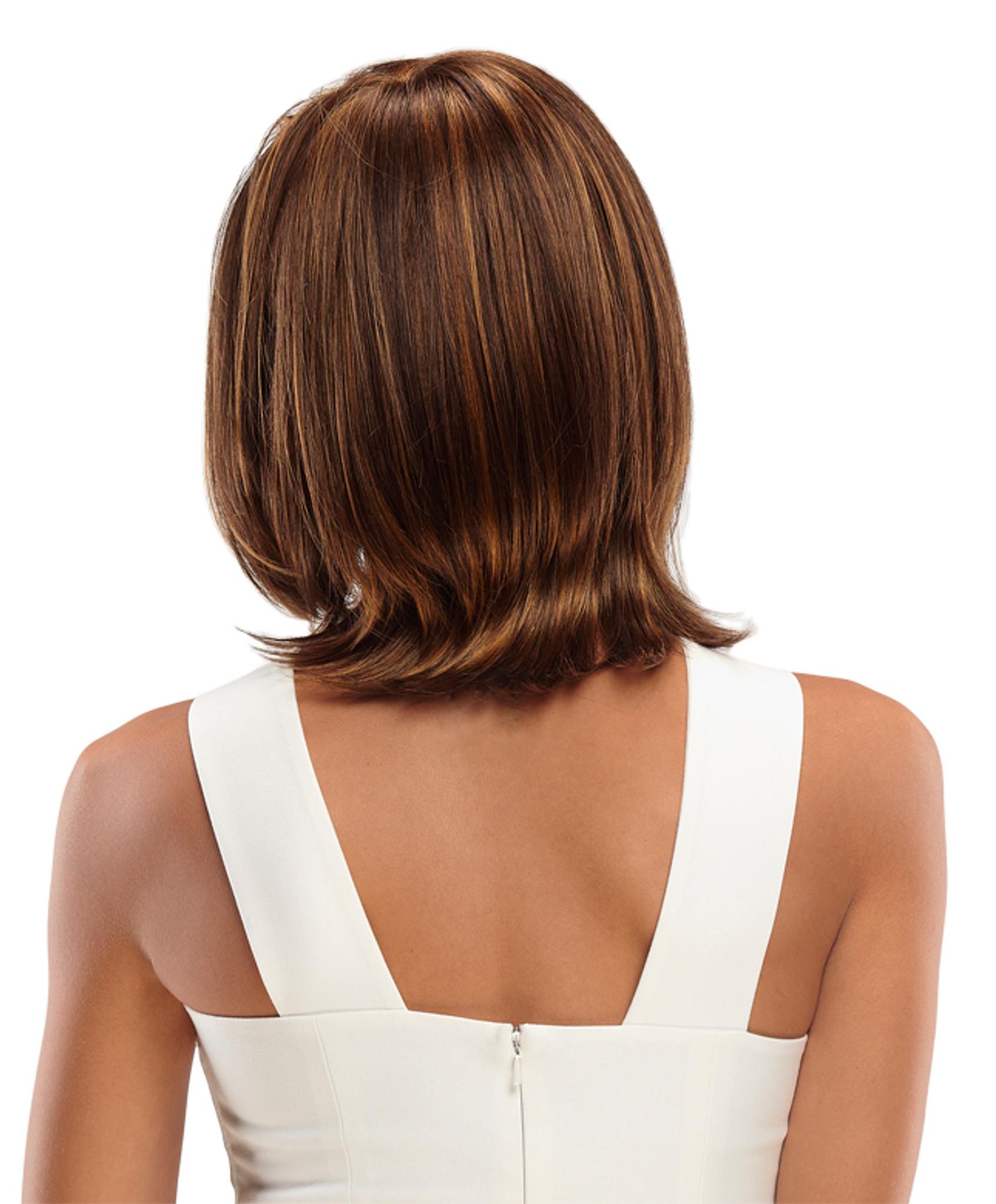 Alia Smartlace Synthetic Wig By Jon Renau Back View