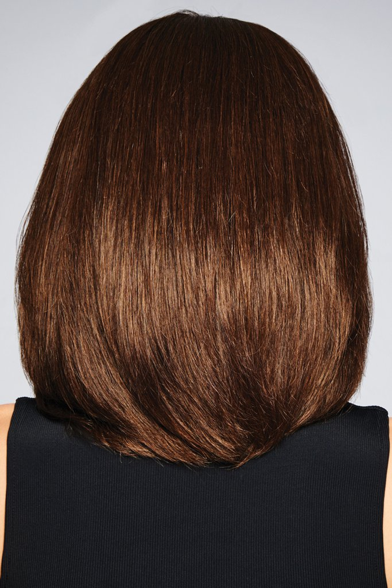 Raquel Welch wig Beguile Human Hair Back View