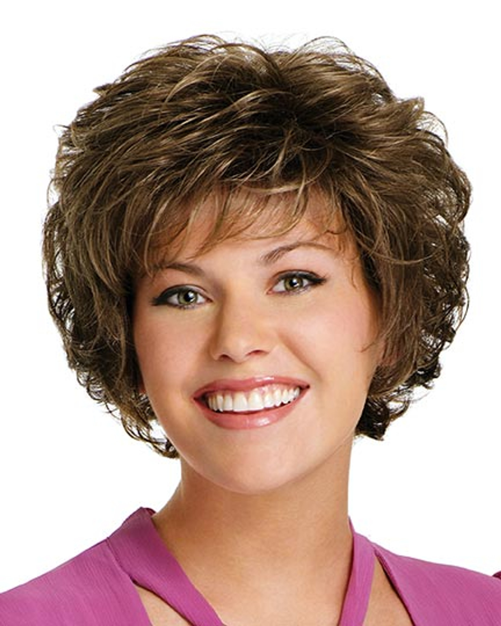 gabor synthetic wig Commitment front view