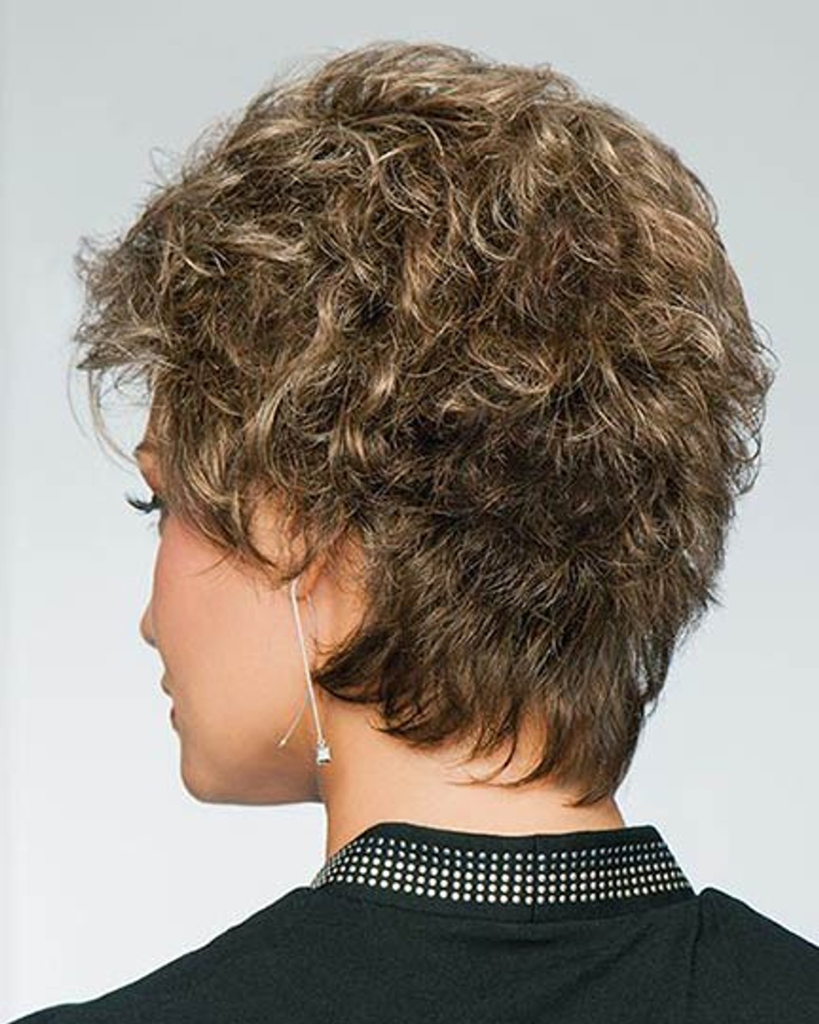 gabor synthetic wig Instinct back  view
