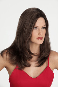 Louis Ferre SoHo Chic  Monosystem Lace Front Wig side view