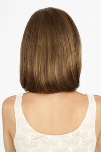 Louis Ferre Madison Gem Monosystem Lace Front Wig back view