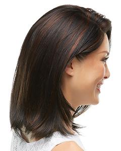 Jon Renau Karlie Synthetic Wig Side View