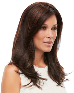 Alessandra by Jon Renau Wigs Right Side View