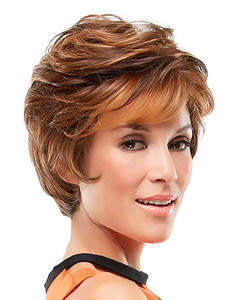 Judi Jon Renau Wigs Side View