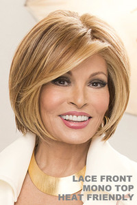 Straight Up with a Twist Raquel Welch Wigs Front View