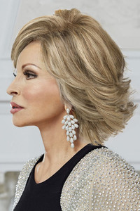 The Art Of Chic Raquel Welch Wigs Left Side View