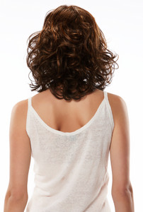 Jon Renau Jessica synthetic classic cap wig back view