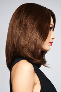 Raquel Welch wig Beguile Human Hair Side View