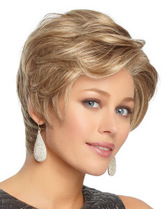gabor synthetic wig upscale side  view