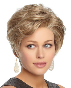 gabor synthetic wig upscale front  view