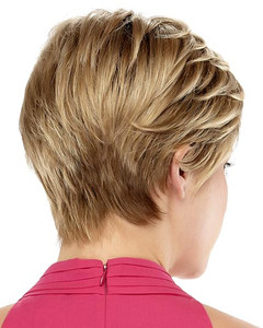 Annette by Jon Renau Wigs Back View