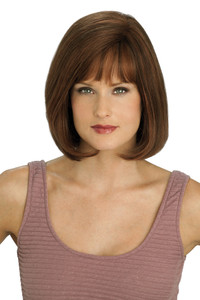Louis Ferre PC107 Platinum Human Hair Wig front