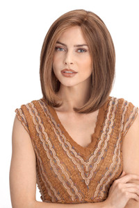 Louis Ferre PLF002HM Platinum Lace Front Human Hair Wig front