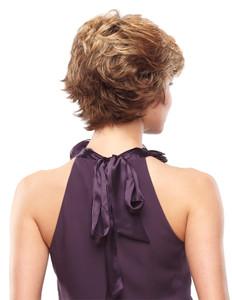 Jazz Smartlace Synthetic Wig By Jon Renau back View
