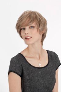 Louis Ferre Sapphire Monotop Human Hair Wig side