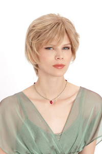 Louis Ferre Emerald Human Hair Wig front