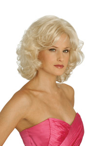 Louis Ferre Glamour New York Fashion Wig front
