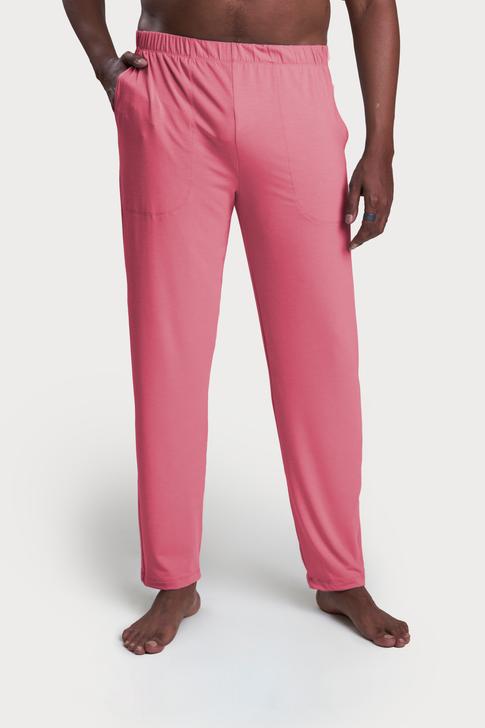 Men's Pants - Pink