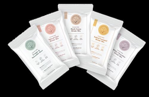 Sugar Free Coffee Creamer & Drink Mix Sample Pack