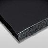 """3/16"""" Black Buffered Foam Core Boards custom size"""