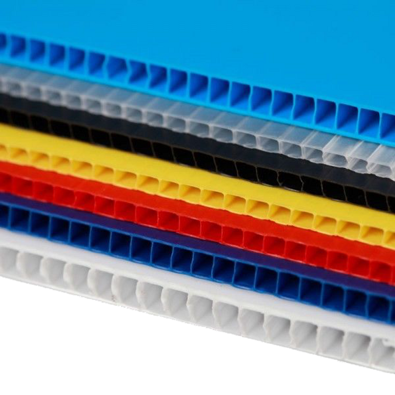 4mm Corrugated Plastic Sheets 48 X 96 10 Pack 100
