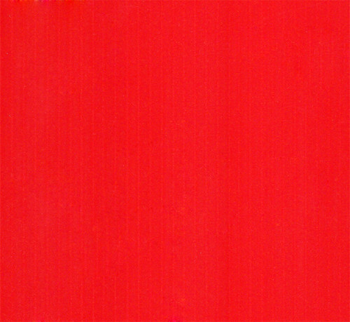 4mm Corrugated plastic sheets: 12 x 18 :10 Pack 100% virgin  Neon Red