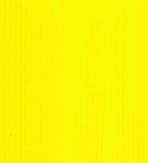 4mm Corrugated plastic sheets : 18 X 24 : 100% Virgin Neon Yellow Pad : Single pc