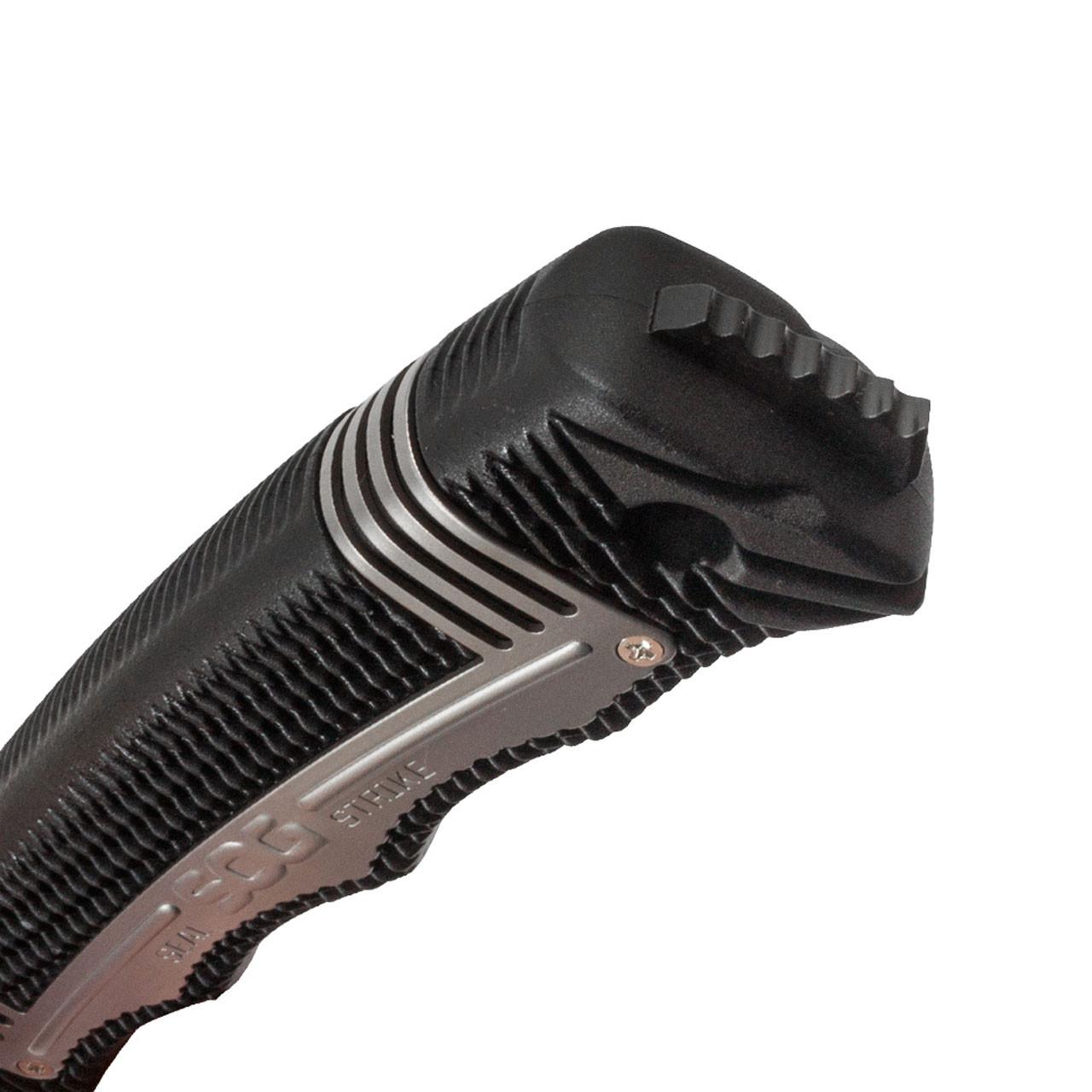 Seal Strike - Grey, Molded Sheath