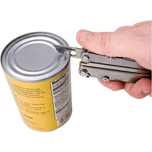 Can Opener and Small Screwdriver