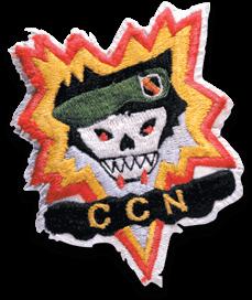 MACV History CCN Badge